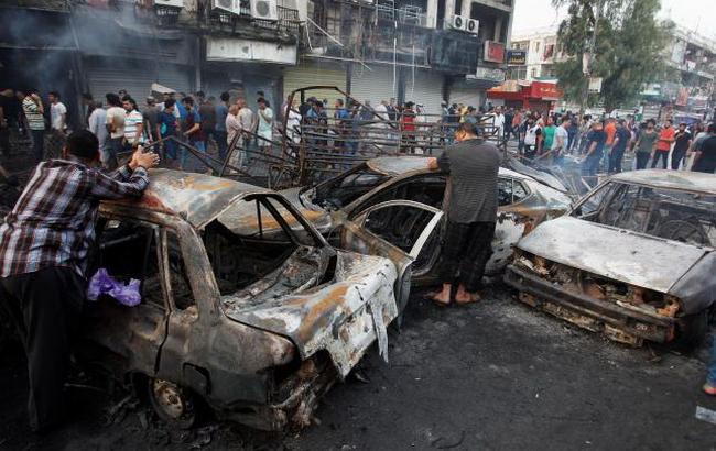 Теракти в Багдаді: кількість загиблих перевищила 130