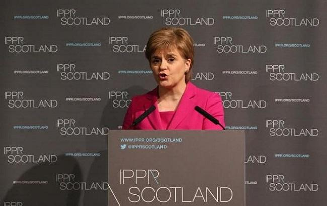 Премьер Шотландии сообщила ожелании остаться вЕС
