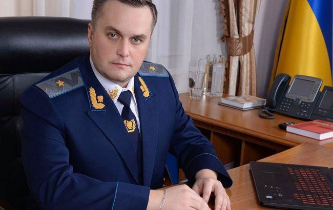 Холодницкий рассказал, что мешает объявить подозрение Коломойскому