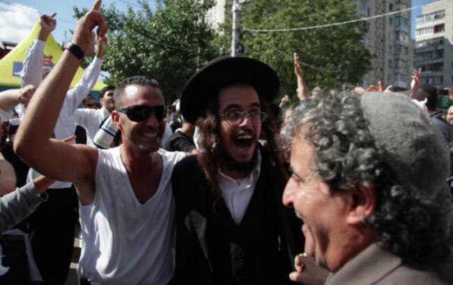 Фото: празднование Рош-Ха-Шана