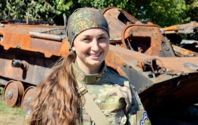 "Фото: Алла Федорченко, батальйон ""Січ"""