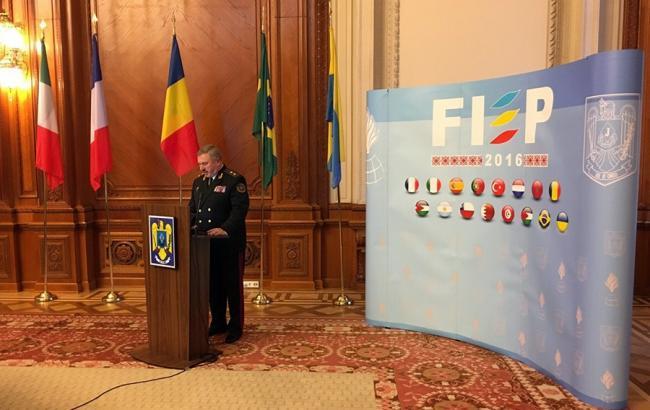Фото: Нацгвардия Украины получила перспективу членства в FIEP