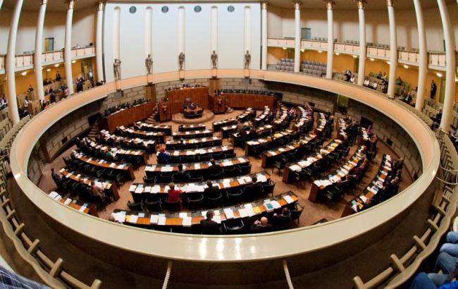 Фото: парламент Финляндии