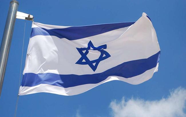 Фото: прапор Ізраїлю (minagro.gov.ua)