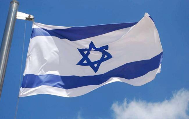 Посольство поблагодарило Филатова за флаг Израиля над мэрией Днепра