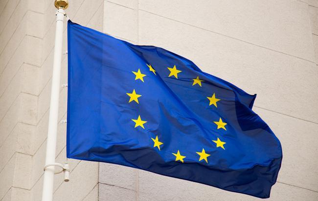 Фото: флаг Евросоюза (РБК-Украина)