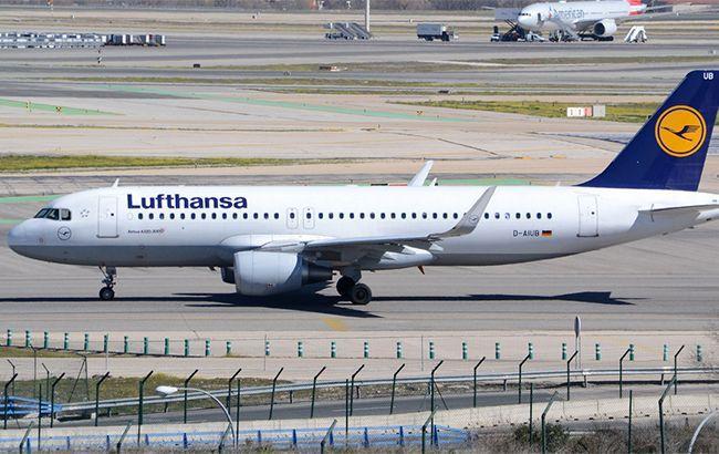 США оштрафували авіакомпанію Lufthansa на 6,4 млн доларів