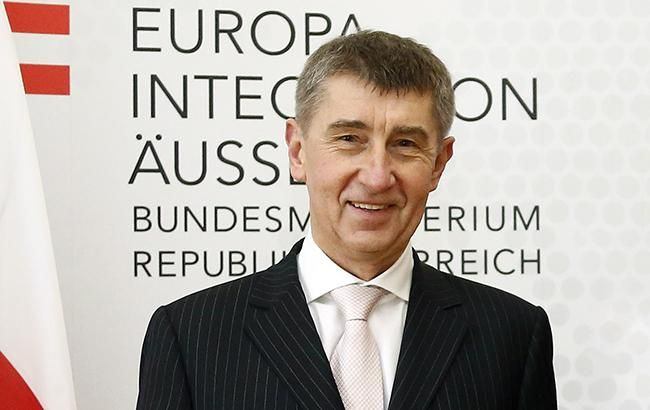 У Чехії закрили розслідування проти прем'єра Бабиша