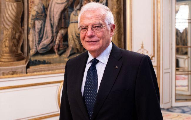 Главный дипломат ЕС ушел на самоизоляцию