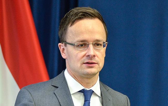 Фото: глава МИД Венгрии Петер Сийярто (flickr.com/mfa/lithuania)