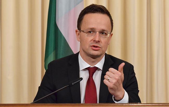 МИД Венгрии: Украина продолжает портить отношения между 2-мя  государствами