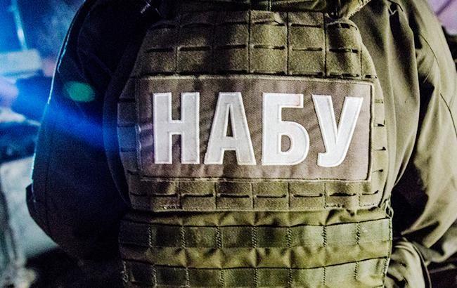 НАБУ проводить обшук в Окружному адмінсуді Києва