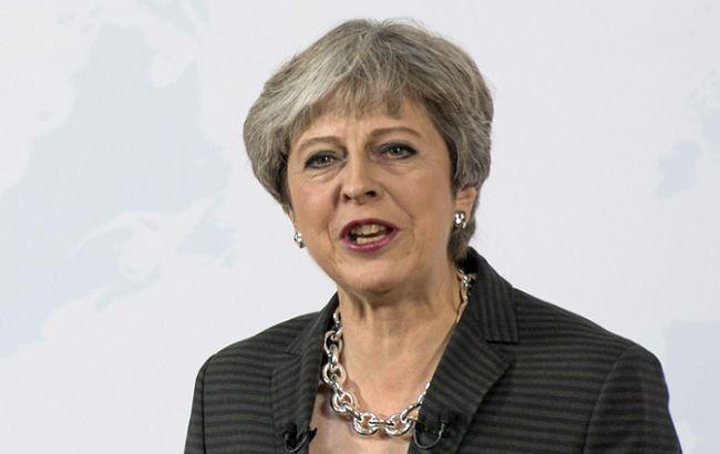 Мей прокоментувала ухвалені парламентом поправки до угоди про Brexit
