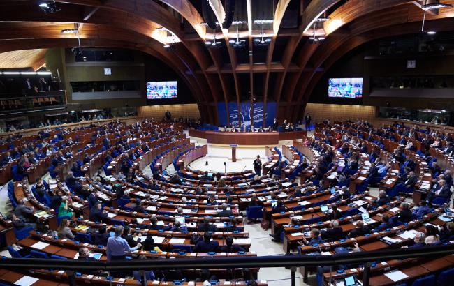 Фото: засідання ПАРЄ (flickr.com/photos/parliamentaryassembly)