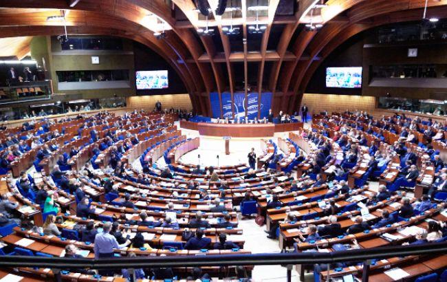 Подозреваемая в поддержке РФ группа ПАСЕ не получит руководящих должностей и финансирования