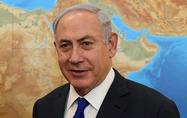 Нетаньягу назвав метою ударів по Сирії Іран