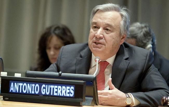 Генсек ООН заявил об угрозе продовольственной катастрофы из-за COVID-19