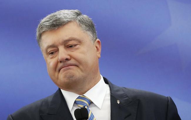 Фото: Петро Порошенко (УНІАН)