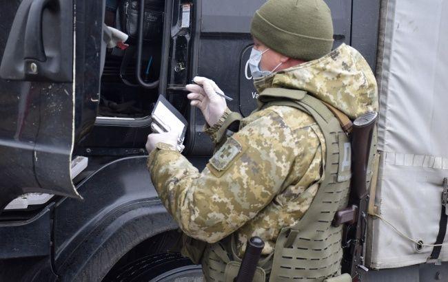 На украинской границе увеличился пассажиропоток