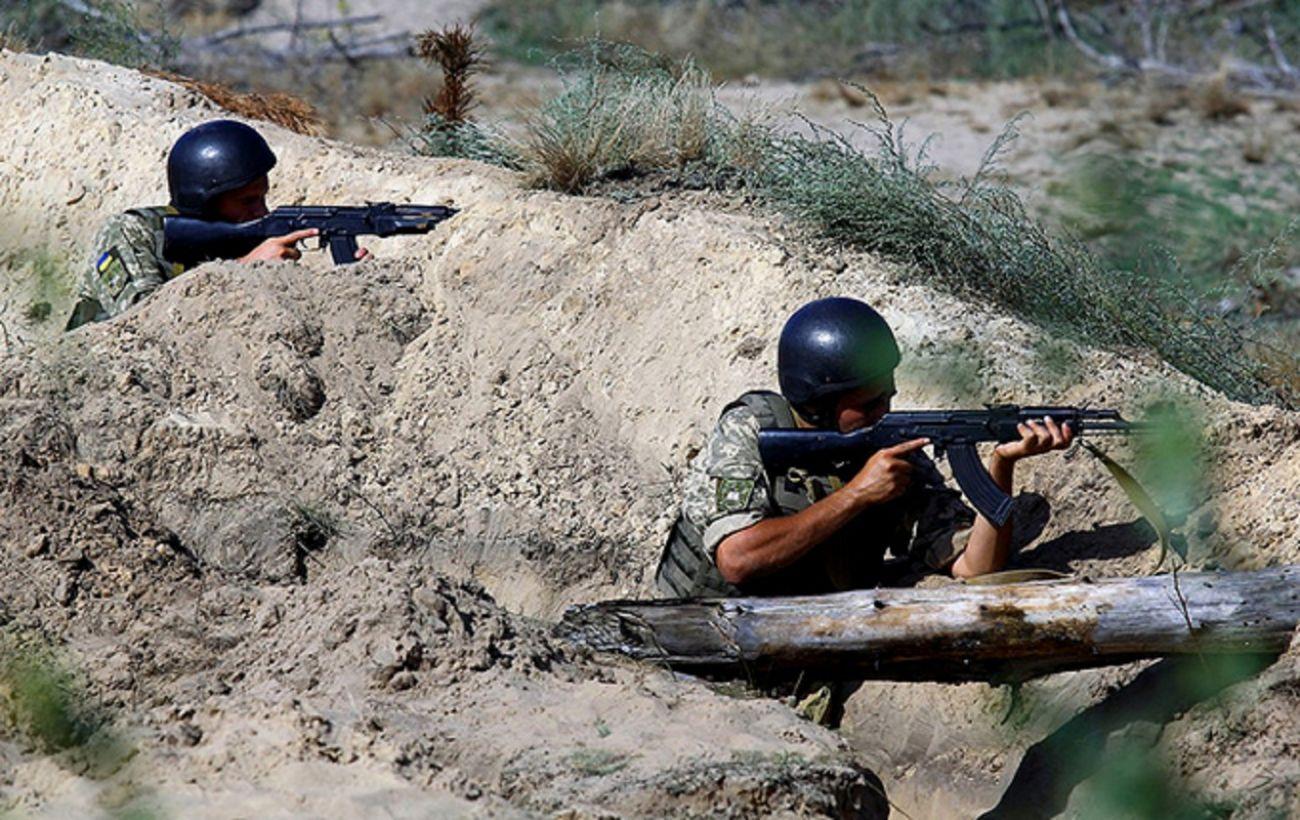 Бойовики протягом 20 хвилин обстрілювали позиції ООС біля Авдіївки