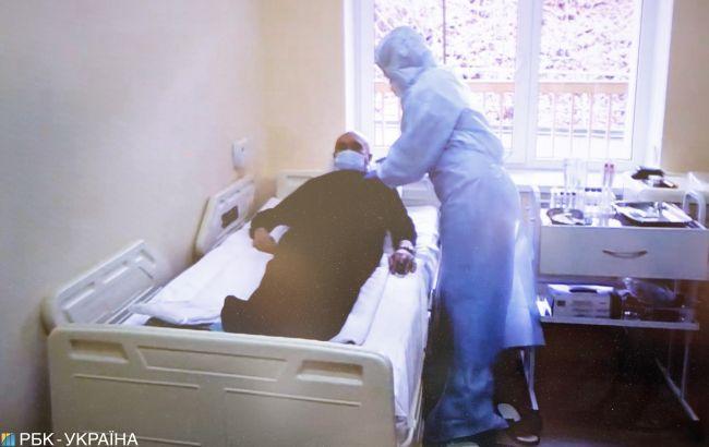 7 пациентов с коронавирусом в Житомирской области находятся в тяжелом состоянии