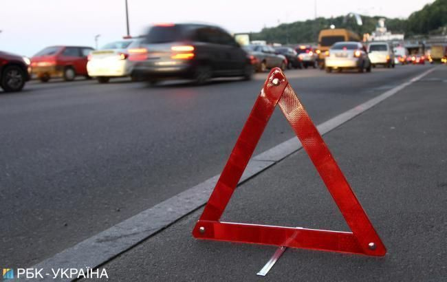 В Кропивницком произошло ДТП с участием четырех автомобилей