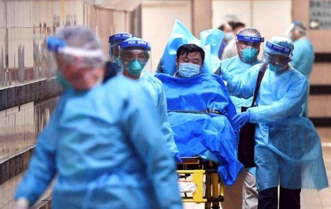 В Ухане зарегистрировали первый завозной случай коронавируса