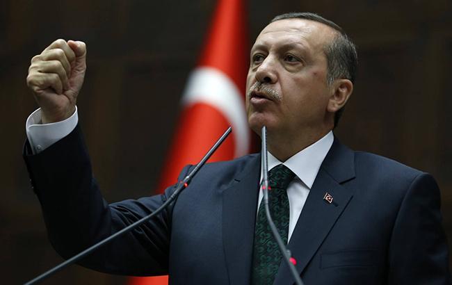Фото: Реджеп Таїп Ердоган