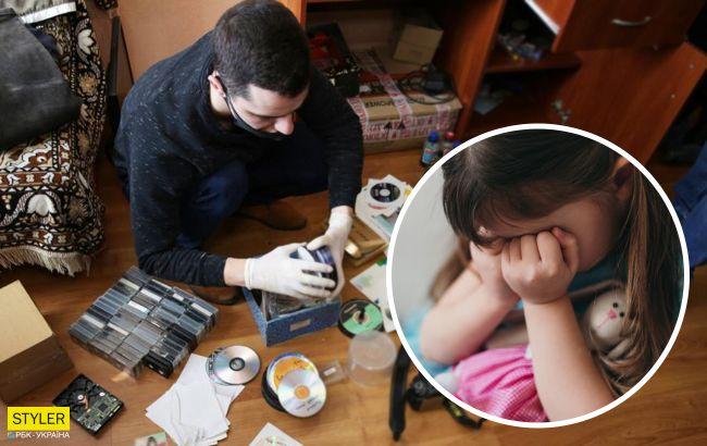 Под Киевом в детских садиках орудовал педофил-фотограф: видео с его признаниями