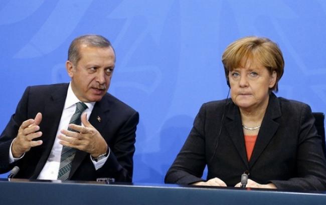 Фото: Турция требует, чтобы ФРГ выдала ей сторонников Фетхуллаха Гюлена