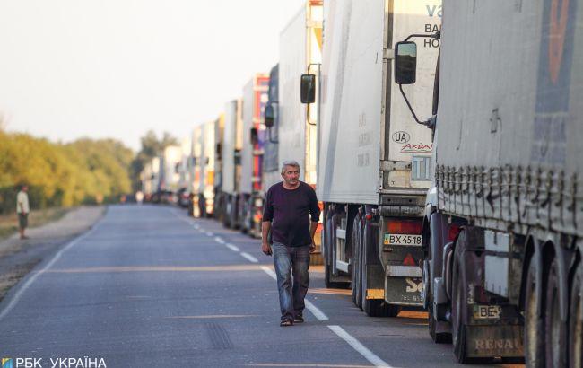 В Киеве по утрам ограничат въезд грузового транспорта