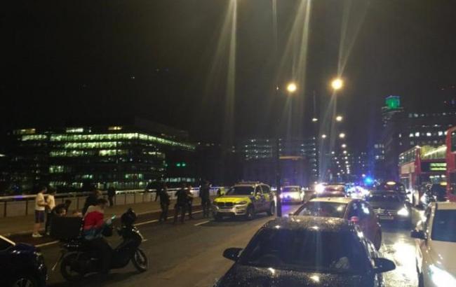 Британська поліція визнала терактами два інциденти в Лондоні