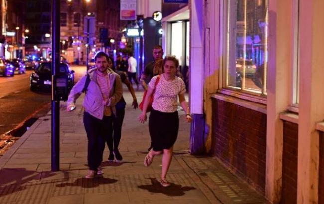 Наїзд на Лондонському мосту: поліція повідомила про жертви