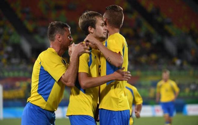 Фото: паралімпійська збірна України з футболу виборола золото уРіо