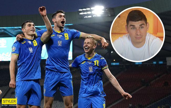 """Футболисты сборной начали говорить на украинском после """"языкового скандала"""""""
