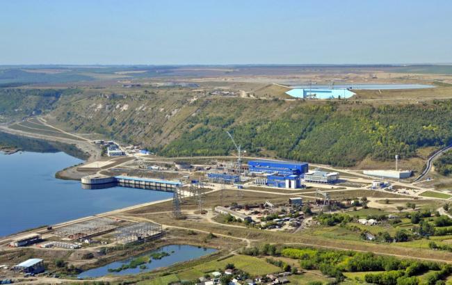 Начато строительство второй очереди Днестровской ГАЭС