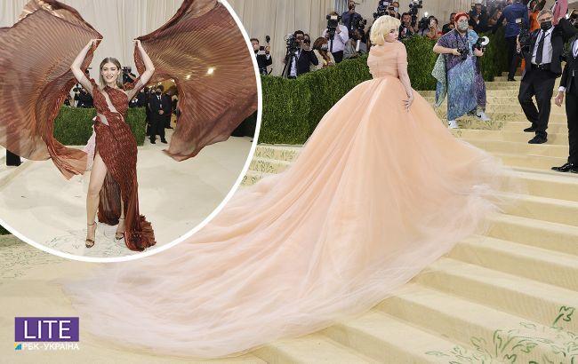 """Met Gala 2021: самые ослепительные образы звезд с красной дорожки """"Оскара"""" в мире моды"""