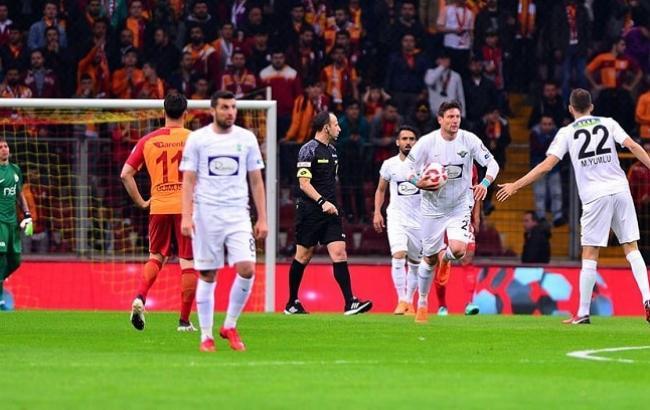 Футболист сборной Украины «водиночку» вывел клуб вфинал Кубка Турции