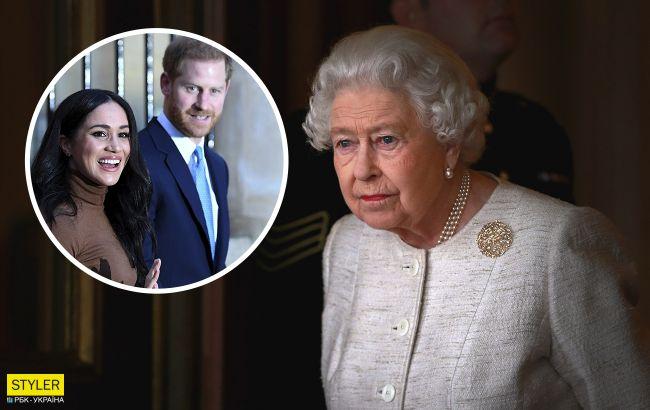 Меган Маркл и принц Гарри обидели королеву, назвав дочь в ее честь - СМИ