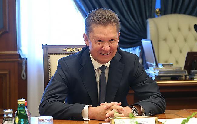 """Фото: глава """"Газпрому"""" Олексій Міллер (gazprom.ru)"""