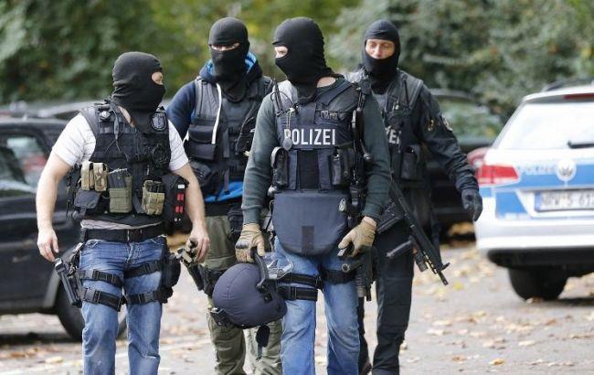 Фото: полиция в Германии