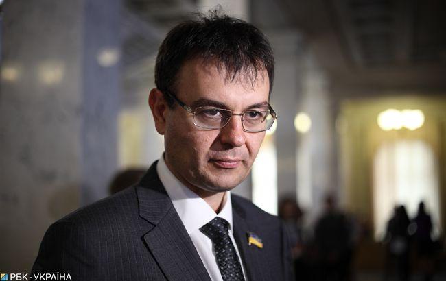 Даниил Гетманцев: Мы не хотим принимать участие в разборках олигархов