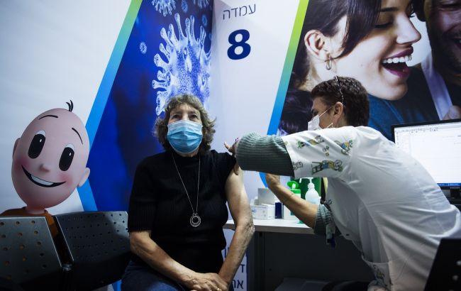 """В Израиле утверждают, что третья доза COVID-вакцины защищает от """"Дельты"""""""