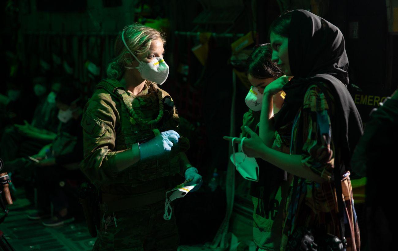 Российские спецслужбы пытались сорвать эвакуацию украинцев из Афганистана, — разведка