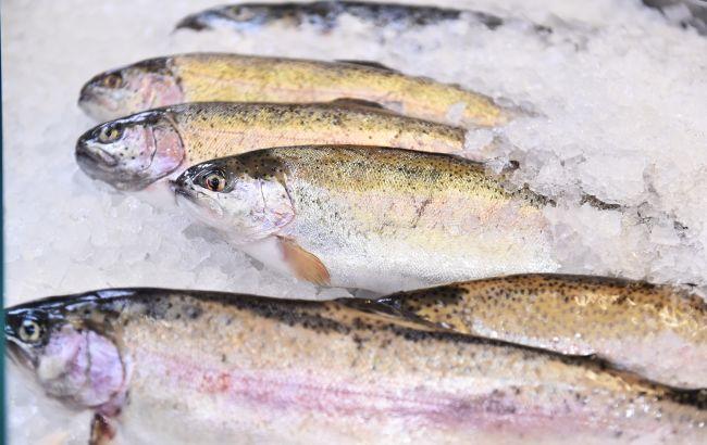 Как продавцы рыбы обманывают покупателей: накачка фосфатами и обилие льда