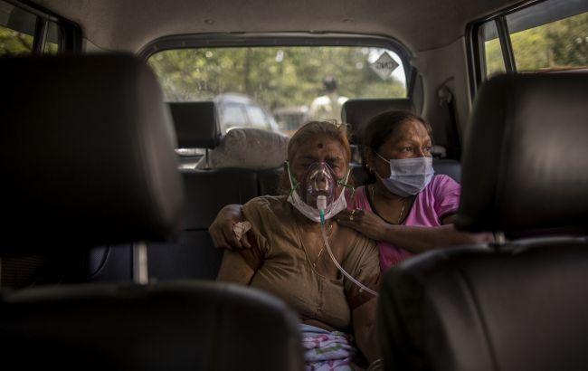 В Індії суд каратиме чиновників за нестачу кисню для COVID-хворих у лікарнях