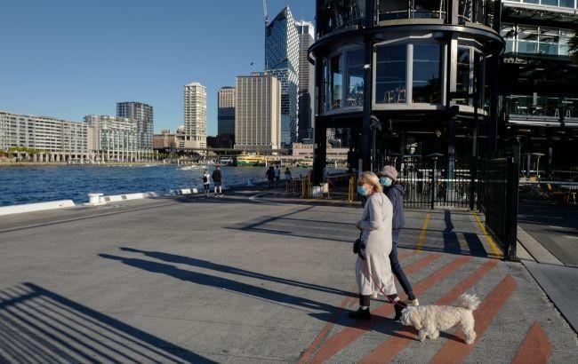 Австралія відмовилася від іноземних туристів до 2022 року