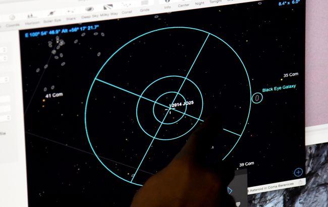 У NASA оцінили ризик зіткнення із Землею астероїда Бенну