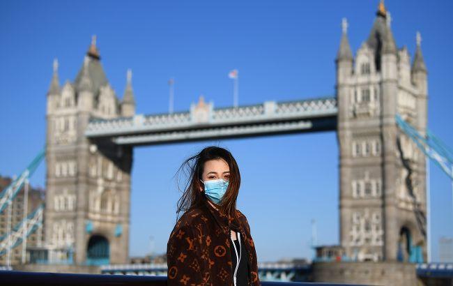 В Англии вновь вырос уровень заболеваемости COVID после длительного снижения