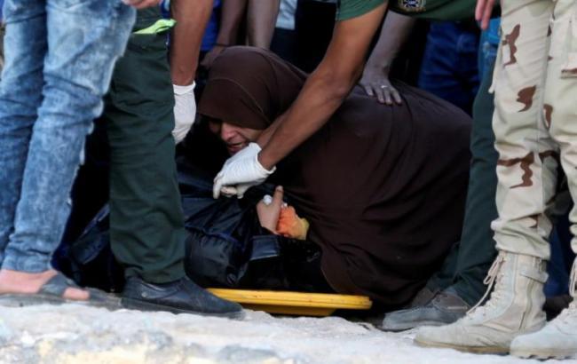 Фото: кількість загиблих в Середземному морі мігрантів зросла
